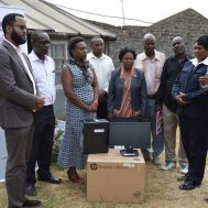 Digital support for Police Stations in Nakuru