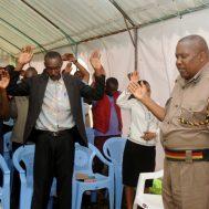 Community Policing Helps Reduce Crimes in Nakuru