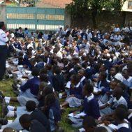 Midrift, Police Sensitise Pupils on Violence Prevention