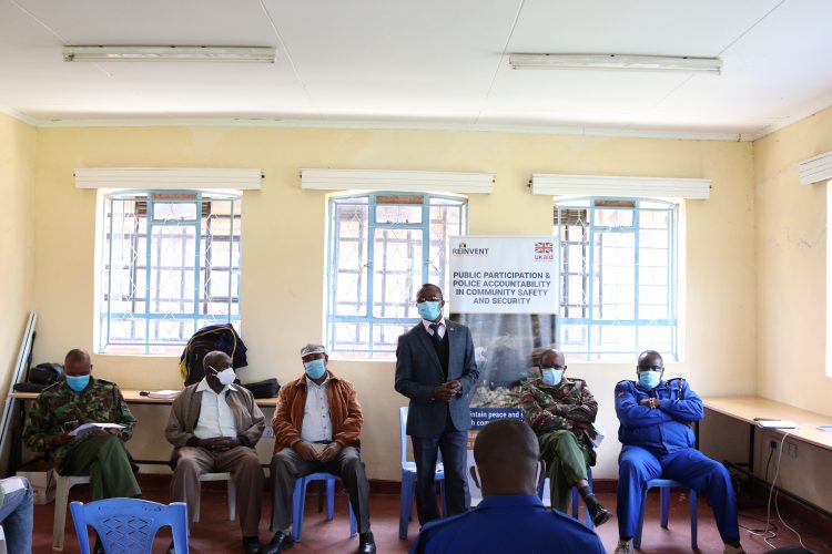 Community Policing in Action: A Success Story from Mau Narok in Nakuru County