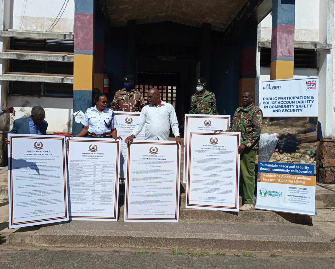 National Police Service Charters: A tool for Effective Service Delivery at the Police Station
