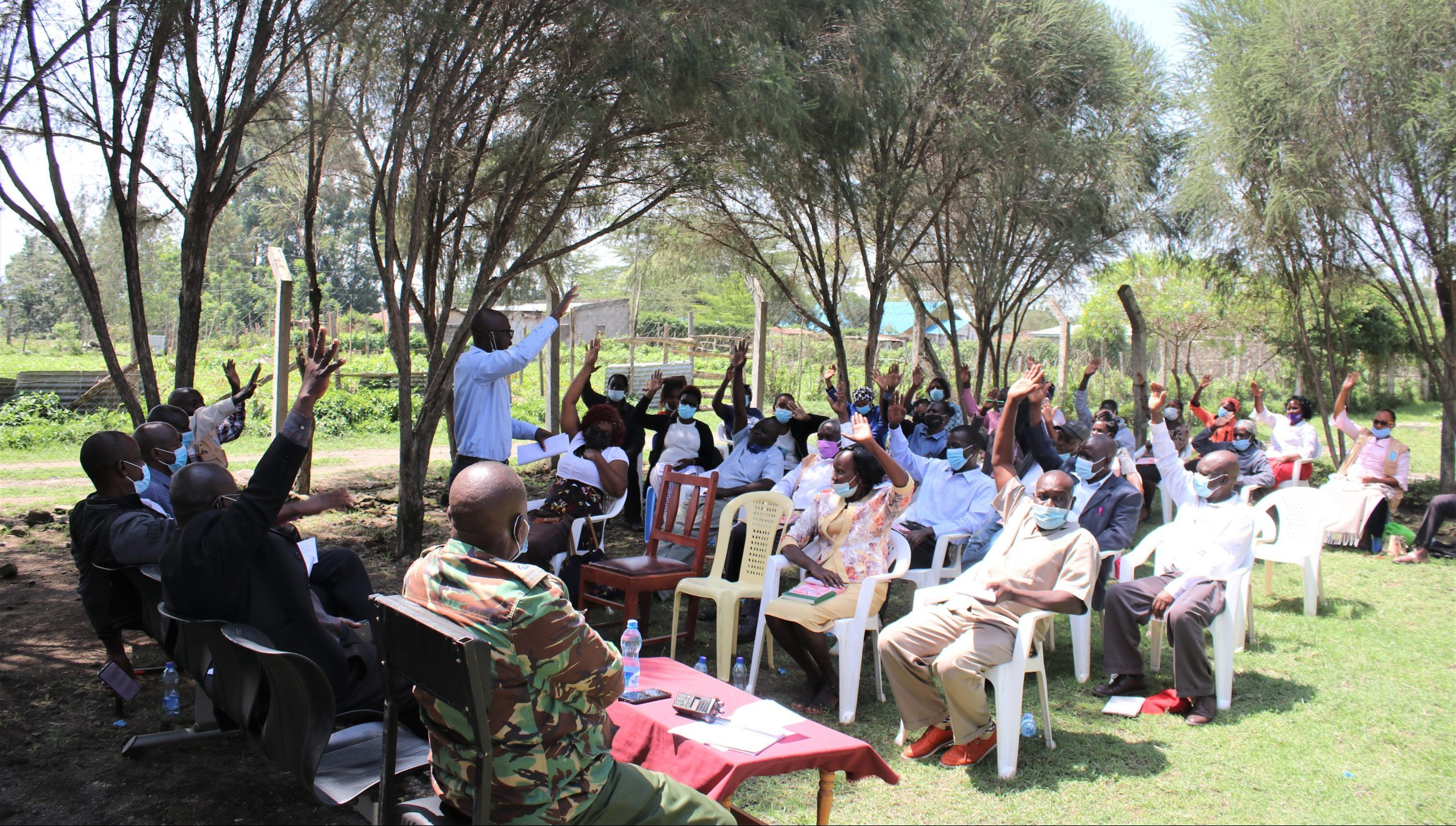 REINVENT: Election-related conflict and violence reduction in Nakuru County.