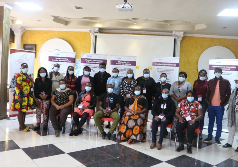 A training on advancing equality through human rights education (AEHRE)
