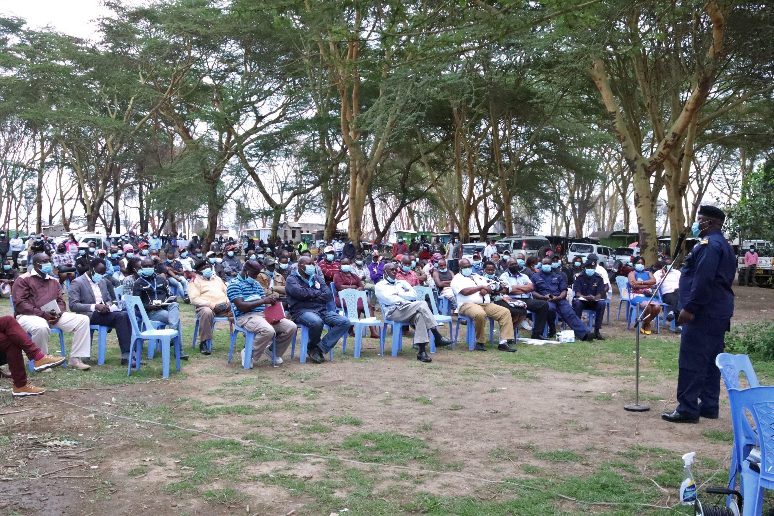 Lake Naivasha Conflict Resolution